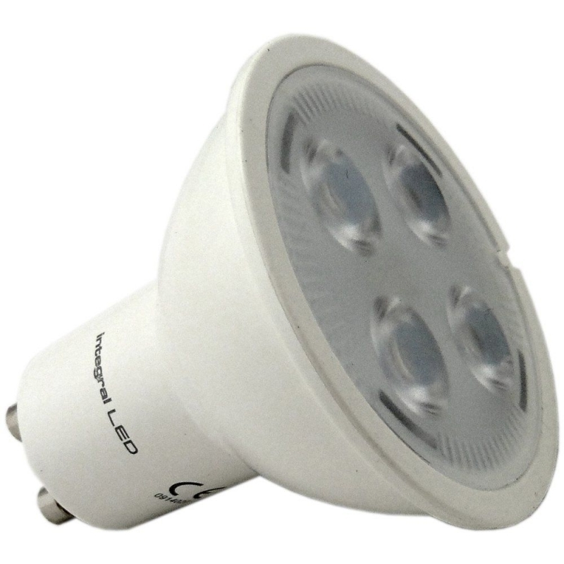 Integral LED GU10 PAR16 5W (50W) 2700K 380lm Non-Dimmable Lamp