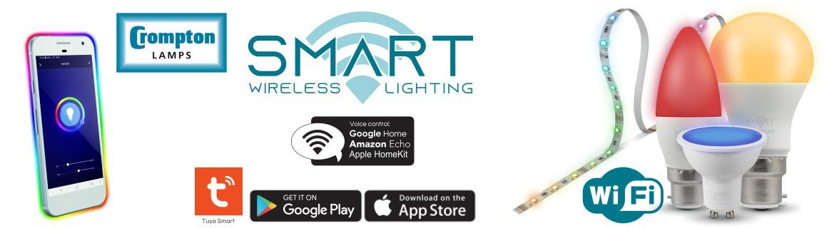 Crompton Smart Lighting