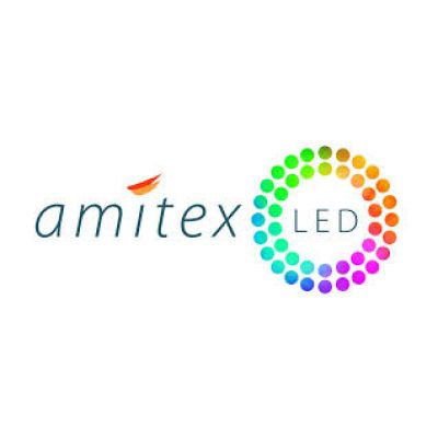 Amitex 7W Ultra Bright COB Dimmable GU10 Lamp Warm White AX381