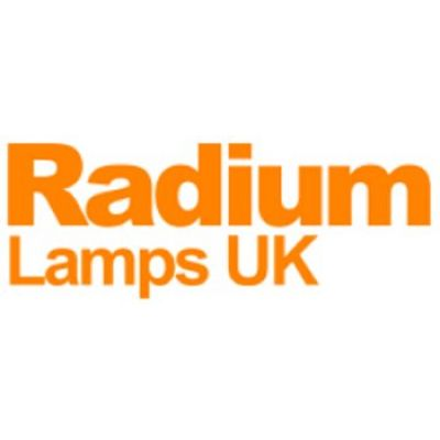Radium M157 50W AR111 Halo Star Aluminium Reflector Light Bulb