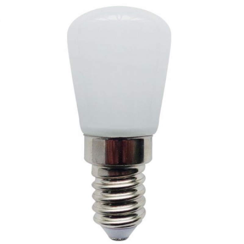 Bell LED Coloured Pygmy 1W SES/E14 White 02652