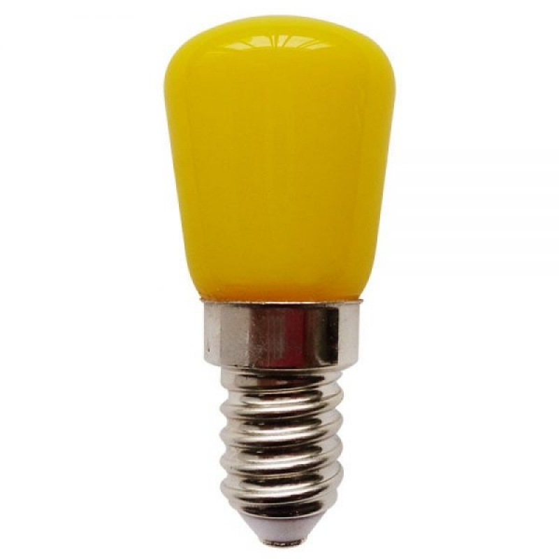 Bell LED Coloured Pygmy 1W SES/E14 Amber 02656