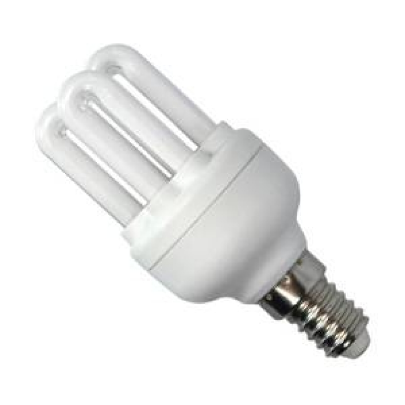 Bell 04976 Micro Superlux 11W CFL Light Bulb Extra Warmwhite 827