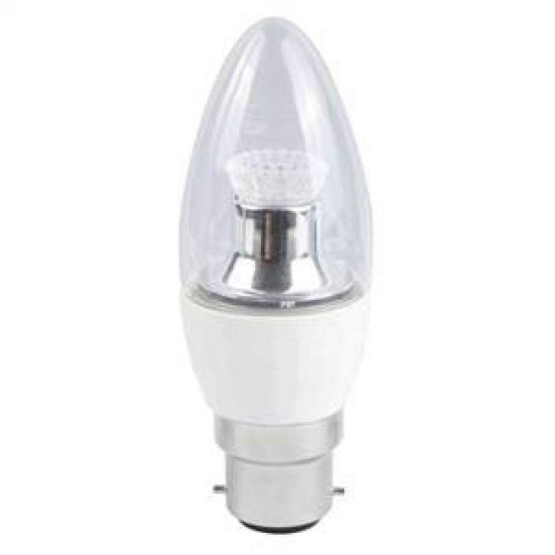Bell 05138 Dimmable 4W BC Clear Warm White