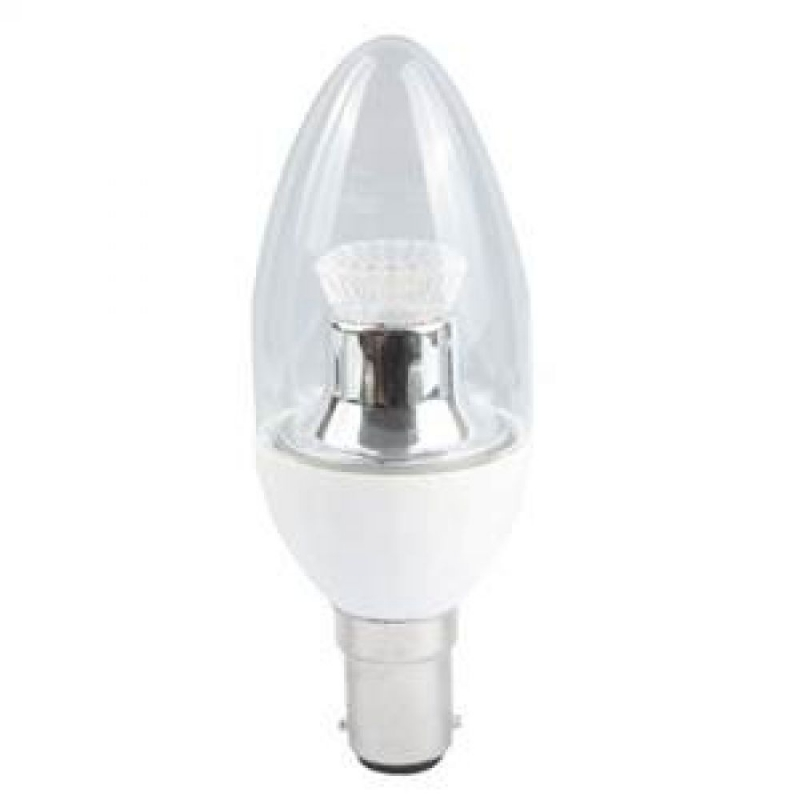 Bell 05144 Dimmable 4W SBC Clear Warm White
