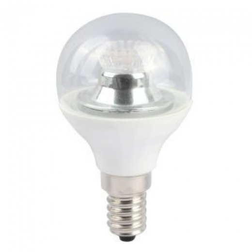 Bell 4W SES 2700K LED Dimmable 45mm Golf Ball Clear 05189