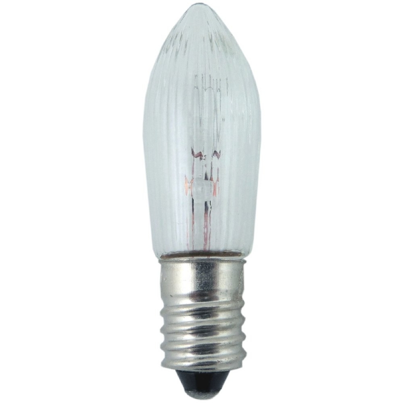 C2 55V 3W Christmas Arch Candle Bulb