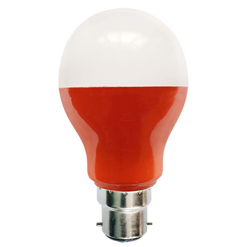 Bell 05745 5W Amber LED GLS Light Bulb BC/B22