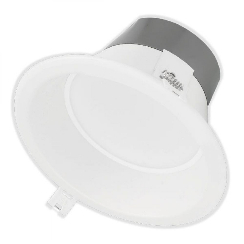 Bell 10586 9 Watt Arial Pro LED Integrated Fixed Downlight Dali Dimming 4000K