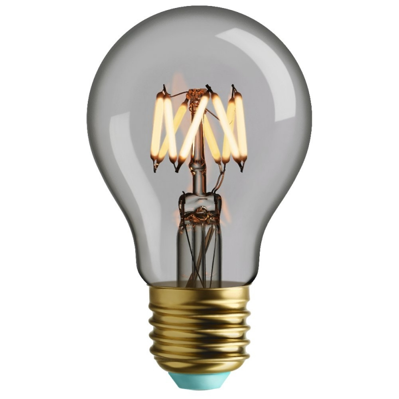 Plumen Wanda 4.5W 2700K 365Lm Clear Glass GLS ES LED