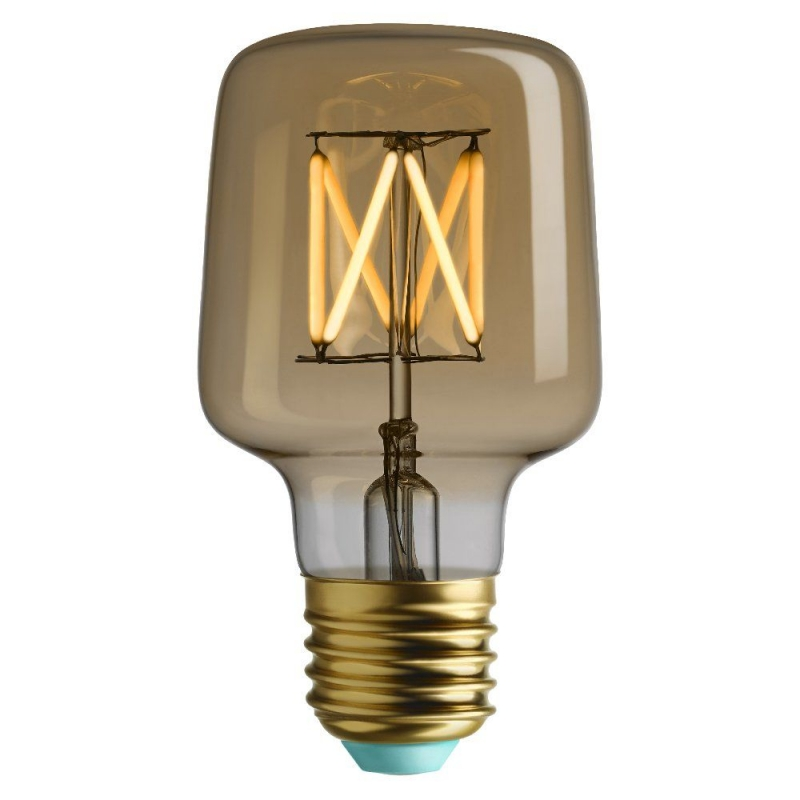 Plumen Wilbur Square GLS LED Filament ES 4.5W Dimmable 2000K