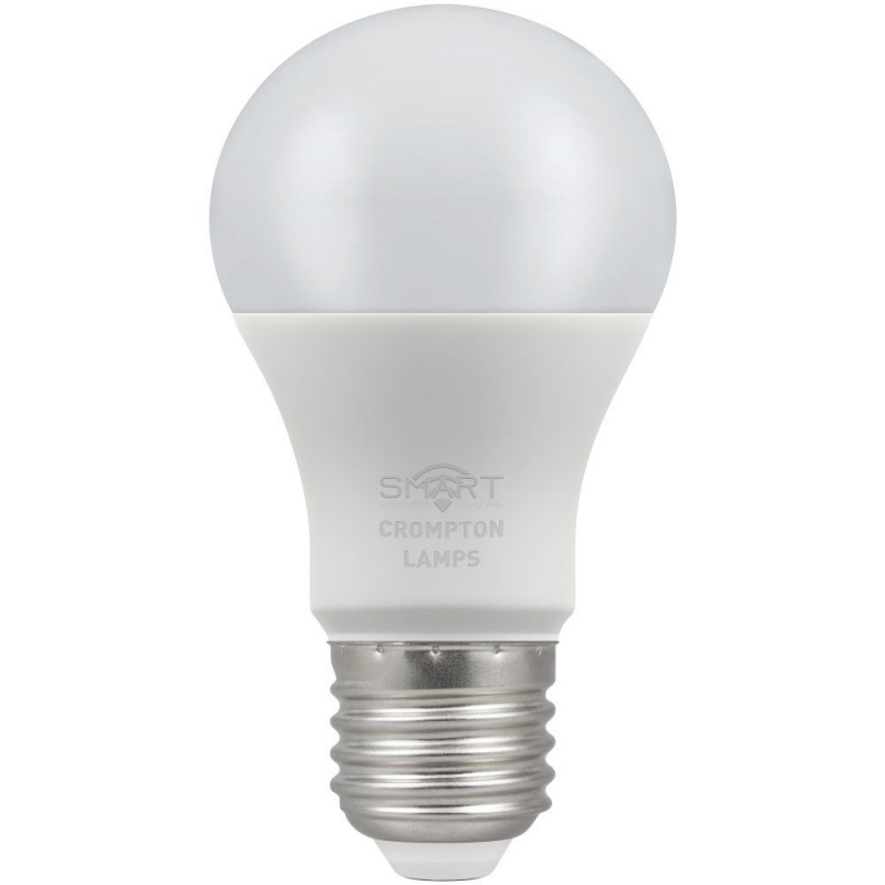 Crompton 12318 Smart Wireless 8.5 Watt ES LED Dimmable GLS