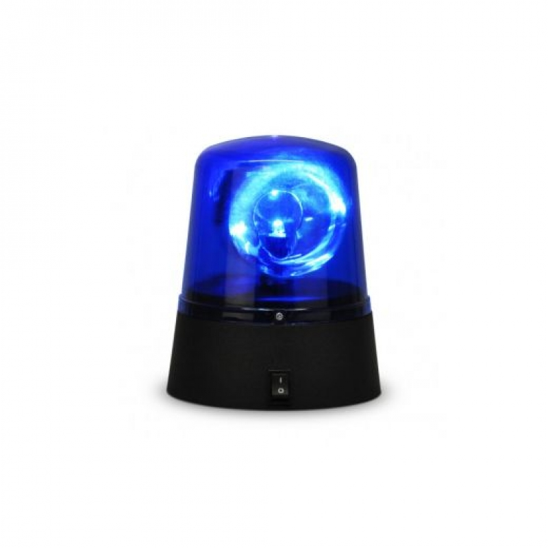 Eastwood Blue Rotating LED Police Light