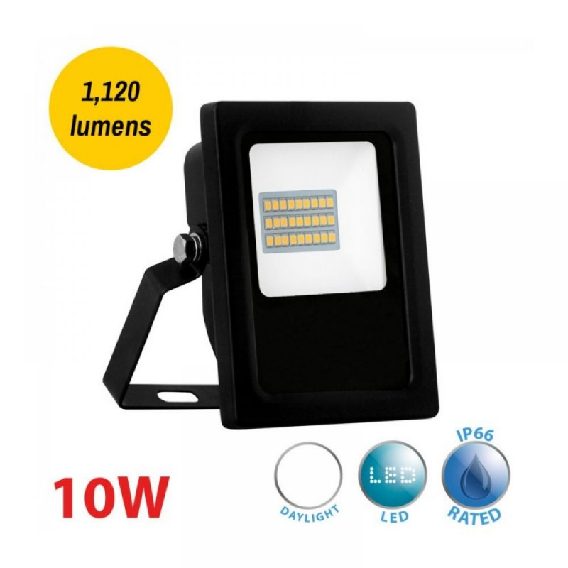 Minisun Pro3 10w LED SMD IP66 Floodlight 6000K 23051