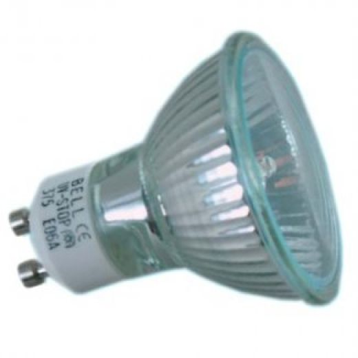 50 Degree Wide Flood GU10 240V 20W Bell 03855