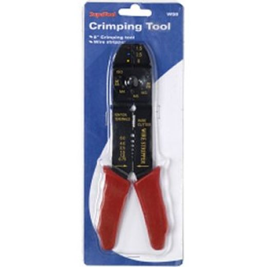 Crimping 8Inch Tool & Wire Stripper 372479