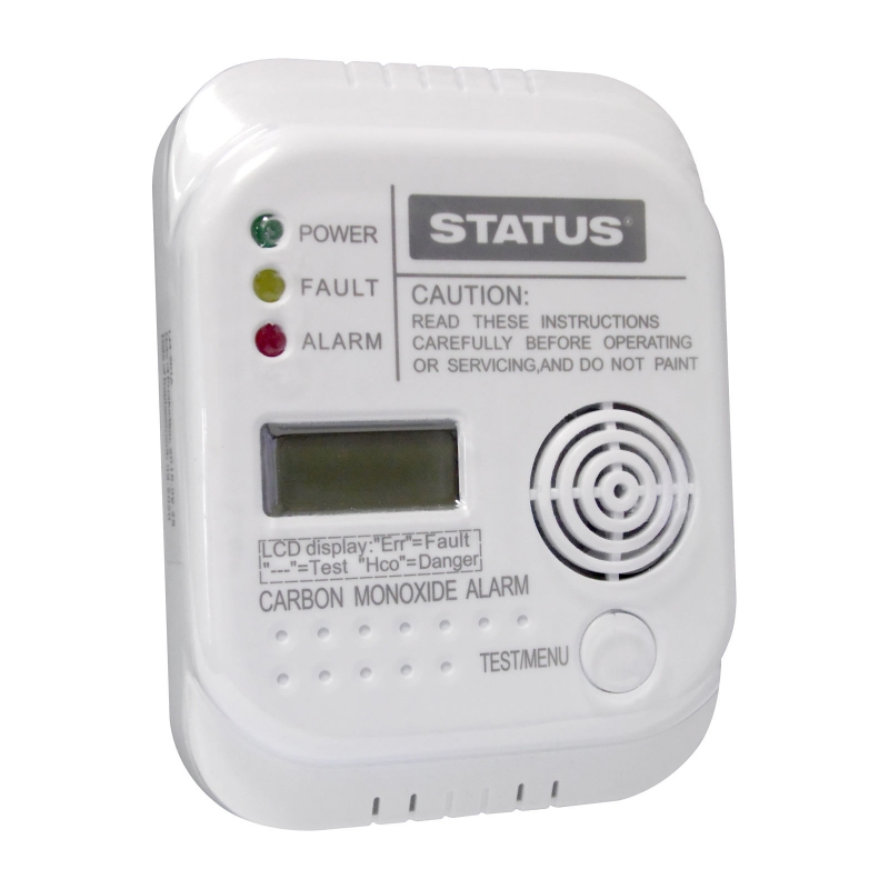 Carbon Monoxide Digital Alarm