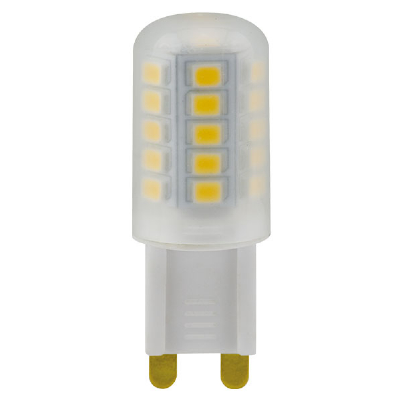 Bell 60040 3w 2700K LED G9 for Enclosed Fittings