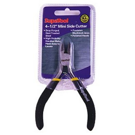 Mini 4 1/2 Inch Side Cutter Plier 430842