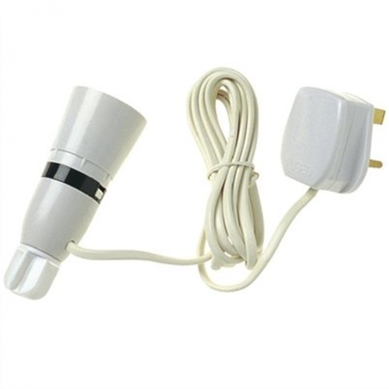 5051 Switched Bottle Lamp Adaptor