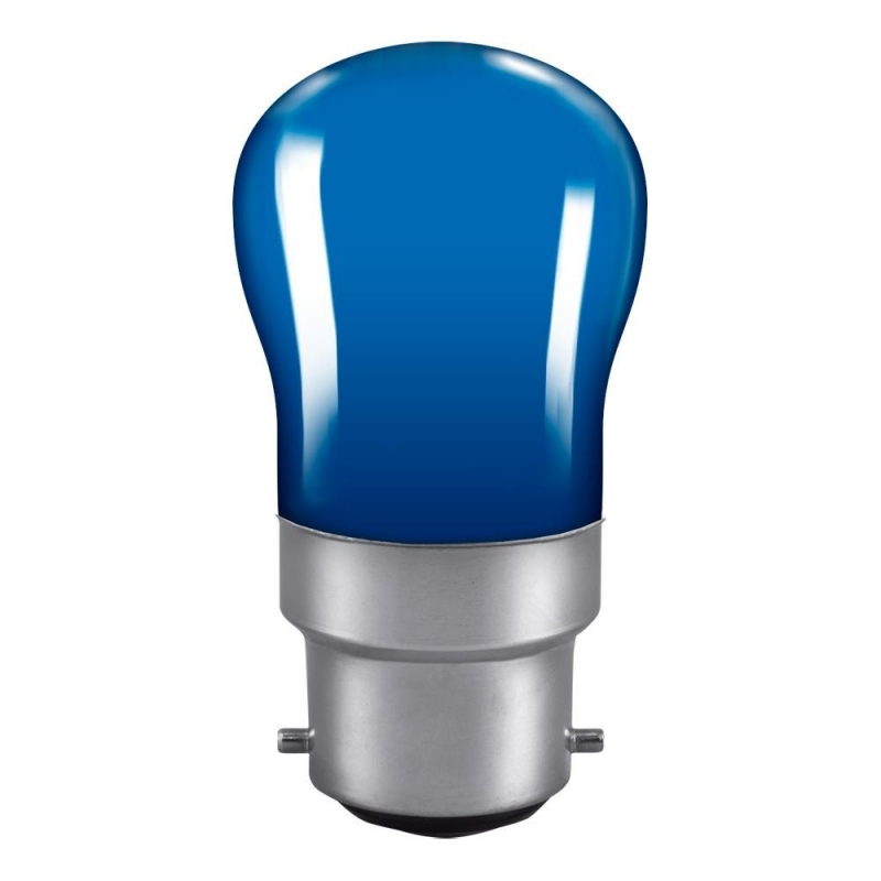 Blue Pygmy Sign 15Watt BC Lamp