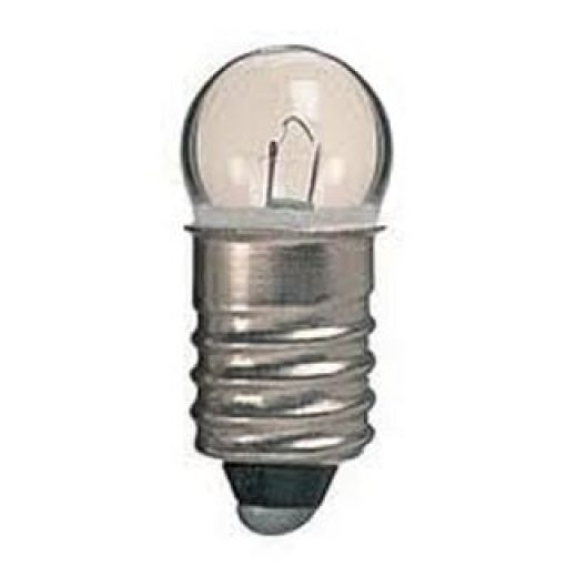 Torch Lamp 2.5v Spot clear MES