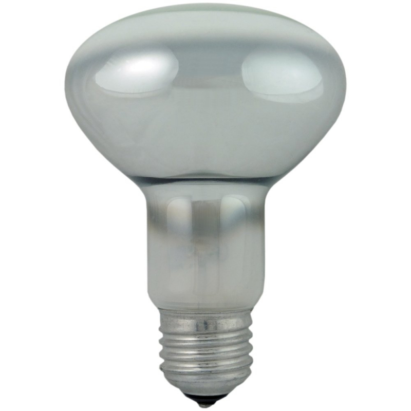 60 watt ES-E27mm R80 Diffuser Reflector Light Bulb
