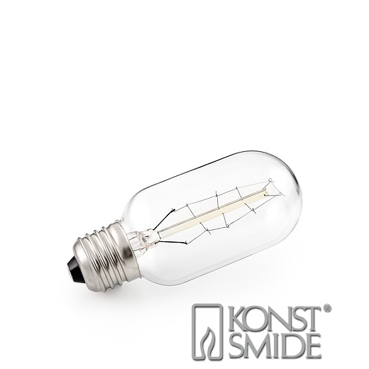 Konst Smide 40W Decorative Antique Lantern Light Bulb 690-040