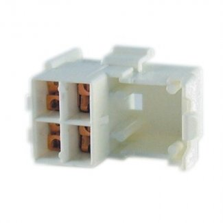 2D Compact Lamp Holder GR10-q (4 Pin)