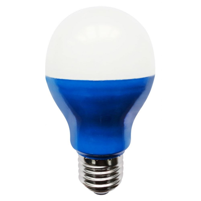 Bell 05748 5W Blue LED GLS Light Bulb ES/E27
