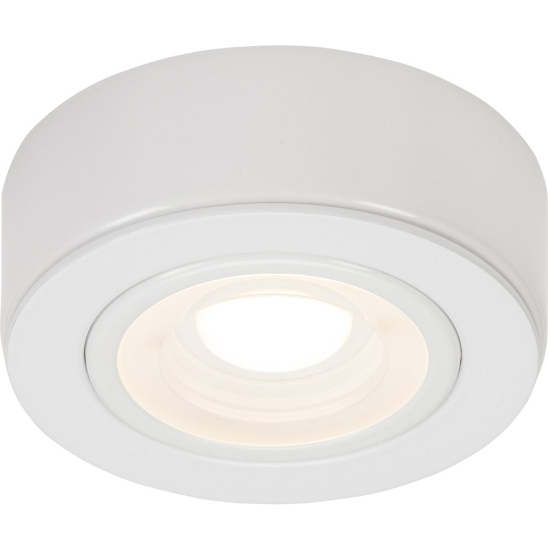 240V 2W LED White Under Cabinet Downlight 3000K CABWWW