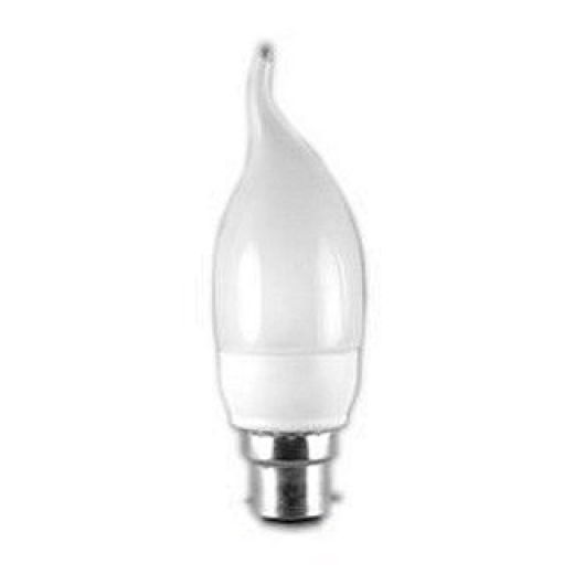 Energy Saving Long Life 9Watt BC Candle Lamp