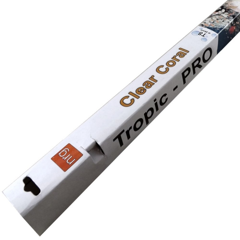 nrg Illumination T8 Tropic Pro-Clear Coral 14W 360mm Tube AT14T8