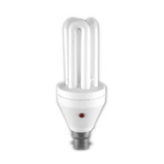 15W CFL BC Dusk to Dawn Sensor Bulb