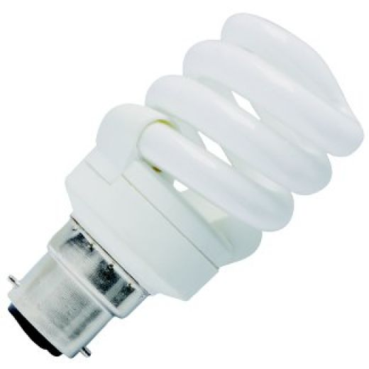 Cool Daylight 11 watt Energy Saving Light Bulb 6500k