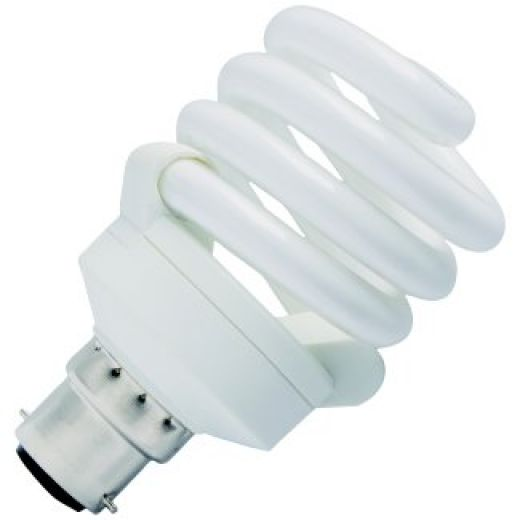 CFL 18watt BC-B22 Energy Saving Bulb 6500K