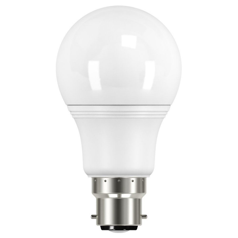 Venture VLED DOM059 LED GLS 9W BC/B22d Warm White Dimmable
