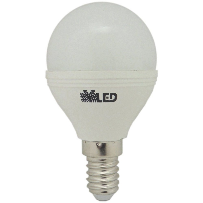 Venture VLED DOM148 LED Golfball 6W E14/SES Warm White Dimmable