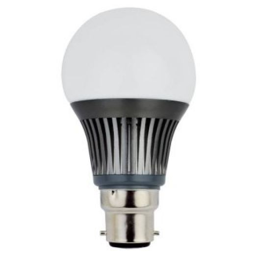 Duracell LED 6W GLS BC Warm White Dimmable S6895