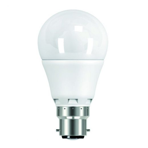 Duracell LED 6 Watt A-Shape Frosted BC S7057