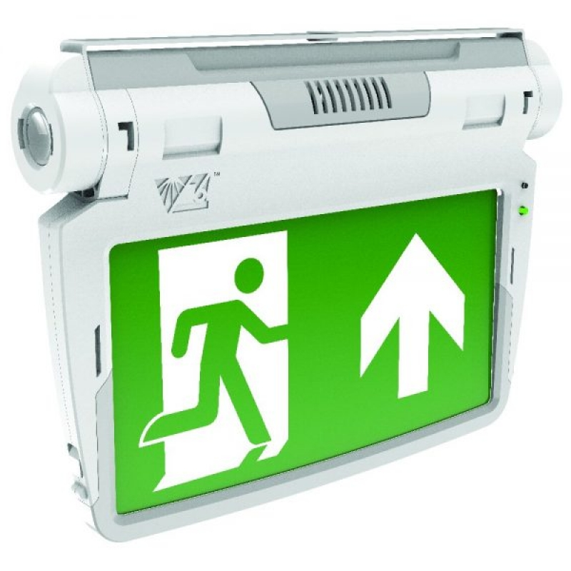 Venture LED 6 in 1 Emergency Exit Sign EMG016