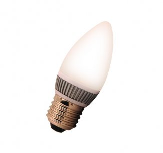 2Watt LED ES Candle Light Bulb