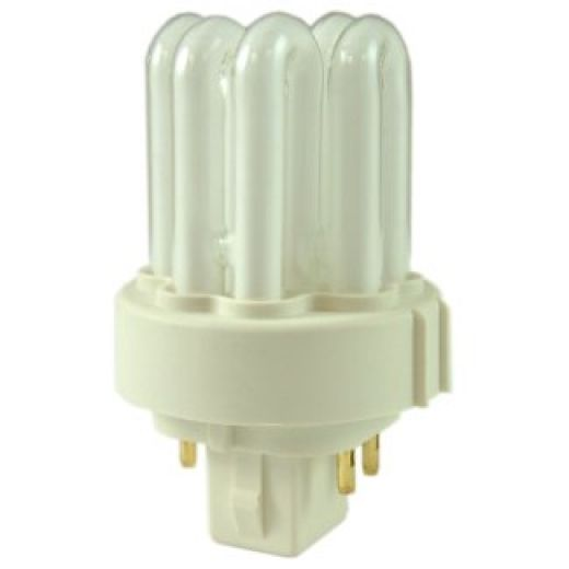 11W 6Turn Tube Miniature Compact Fluorescent Lamp 4000K