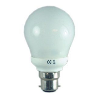 11 Watt BC Low Energy Standard Light Bulb