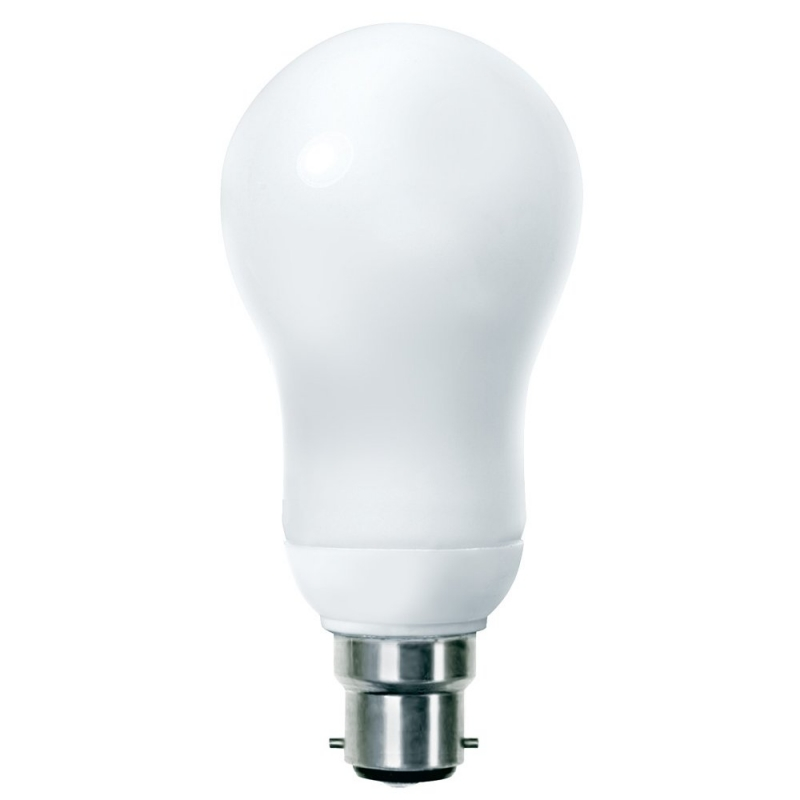15 Watt Ambience Energy Saving Lamp BC
