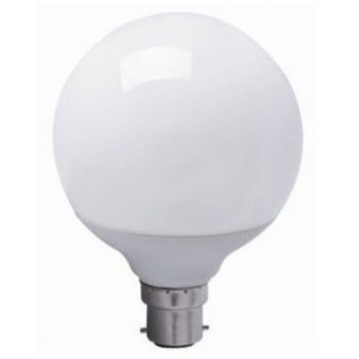 Energy Saving BC Globe 240v 20Watt Warmwhite