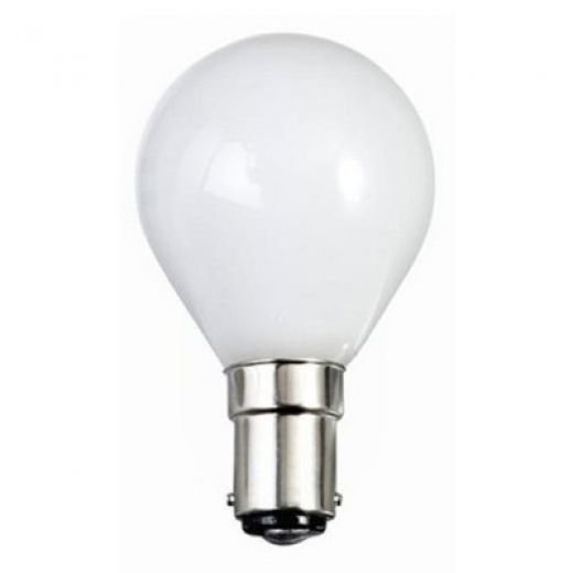 25Watt Pearl SBC Golf Ball Lamp