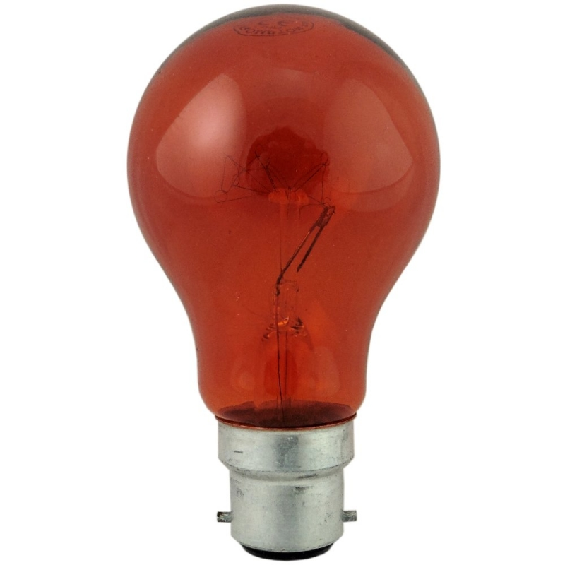 Fire Glow Lamp BC 40W