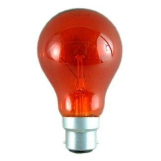 Fire Glow Lamp BC 60W