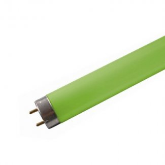 T8 Coloured Fluorescent Tube 58W Green